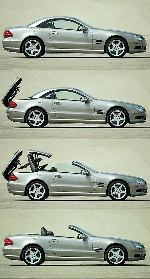 Luxury sport convertible comparison cadillac xlr lexus for Mercedes benz of columbia sc