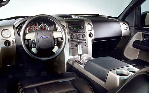 2004 Ford F 150 Review Price Specs Road Test Truck Trend