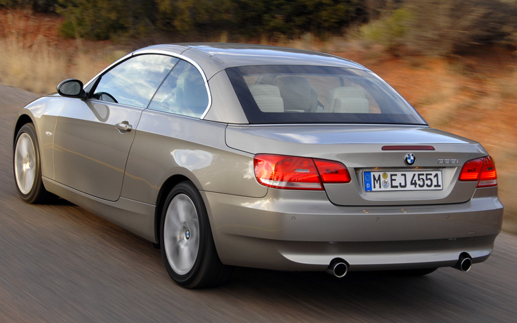 2007 Bmw 335i Convertible First Drive Amp Review Motor Trend
