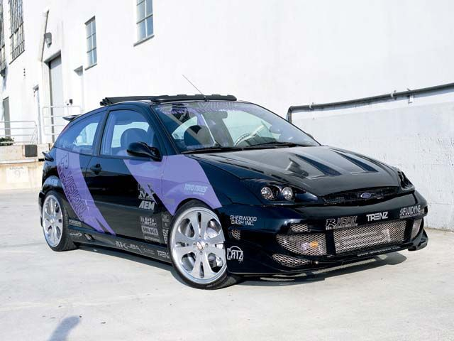 2003 Ford Focus Zx3 >> 2001 Ford Focus ZX3 - Lowrider Edge Magazine