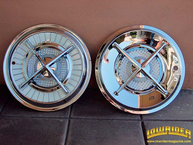 Aftermarket Car Parts >> History of the Wheel - Custom Lowrider Wheels and Hubcaps - Lowrider Magazine