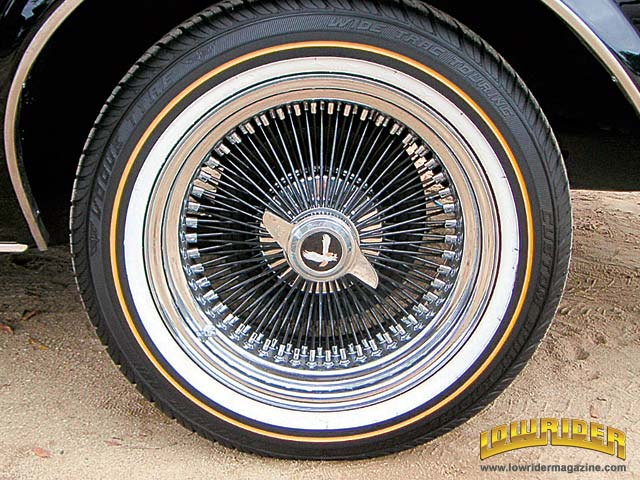 Rim Tire Package >> History of the Wheel - Custom Lowrider Wheels and Hubcaps ...